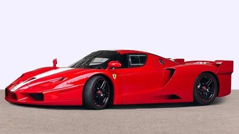 Ferrari FXX K Ferrari FXX K