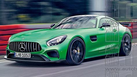 Mercedes-AMG GT R Mercedes-AMG GT R