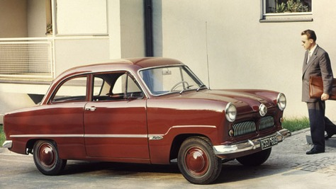 Ford 12M/15M P1 / 12M