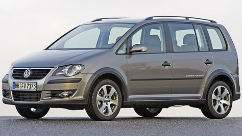 VW CrossTouran I