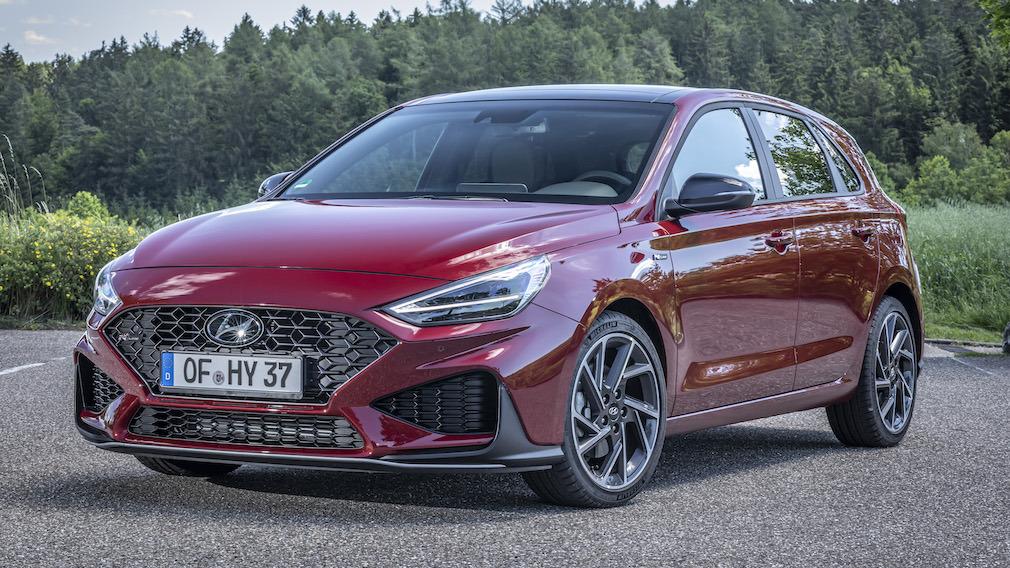 Hyundai i30 III (PD)