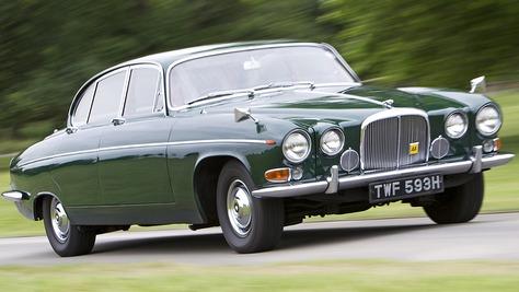 Jaguar 420 Jaguar 420