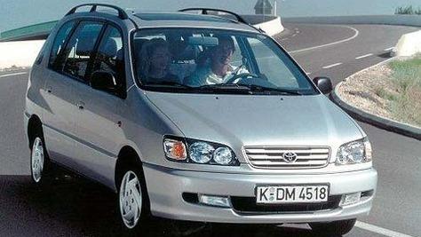 Toyota Picnic Toyota Picnic