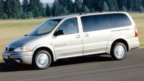 Chevrolet Trans Sport Chevrolet Trans Sport