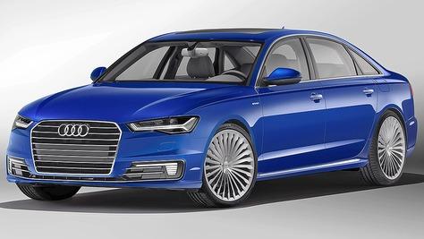 Audi A6 L e-tron Audi A6 L e-tron