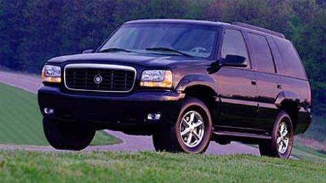 Cadillac Escalade GMT400