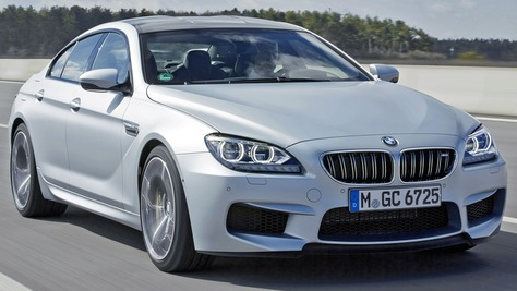 BMW M6 Gran Coupé BMW M6 Gran Coupé
