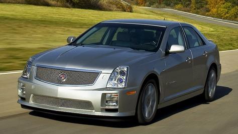 Cadillac STS Cadillac STS