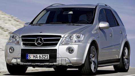 Mercedes-AMG GLE W 164
