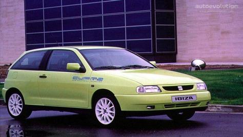 SEAT Ibiza Cupra  6K