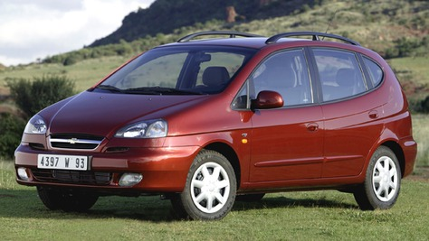 Chevrolet Rezzo Chevrolet Rezzo
