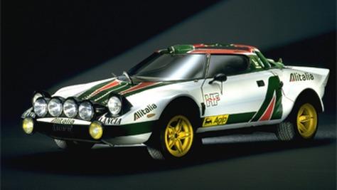 Lancia Stratos HF Lancia Stratos HF