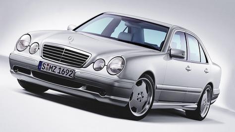 Mercedes-AMG E-Klasse W 210