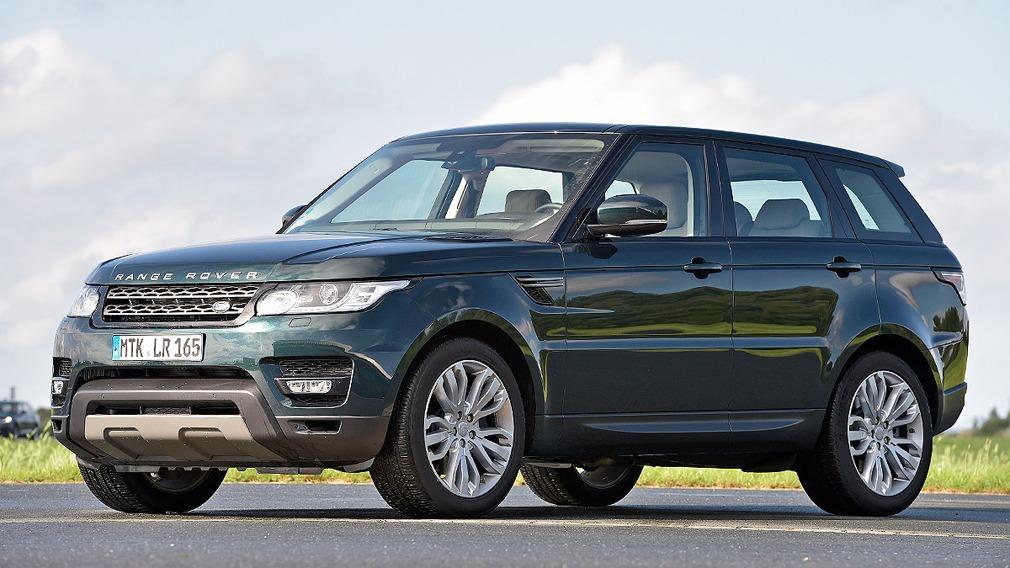 Range Rover Sport II © Toni Bader