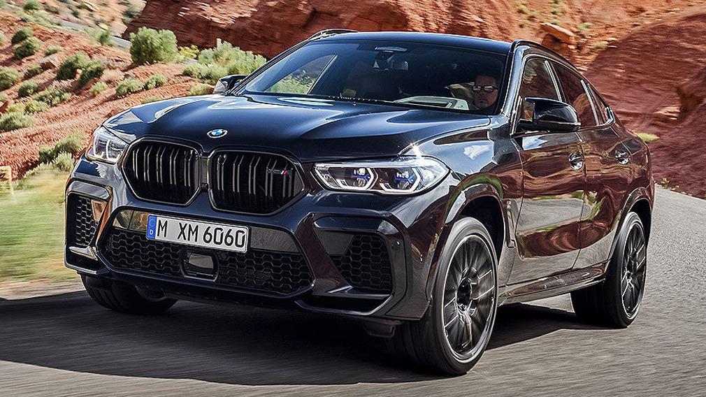 BMW X6 M III