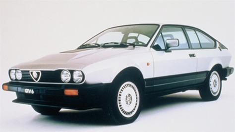 Alfa Romeo GTV I