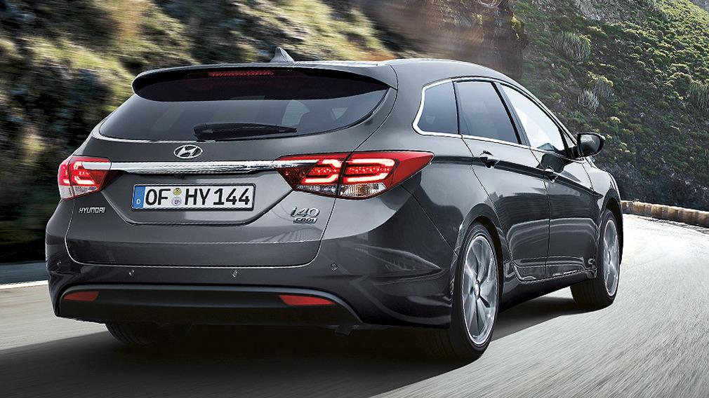 Hyundai i40 Hyundai i40