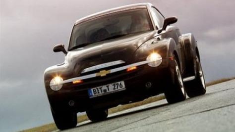 Chevrolet SSR Chevrolet SSR