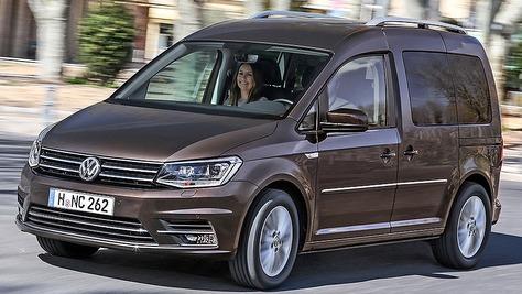 VW Caddy 4