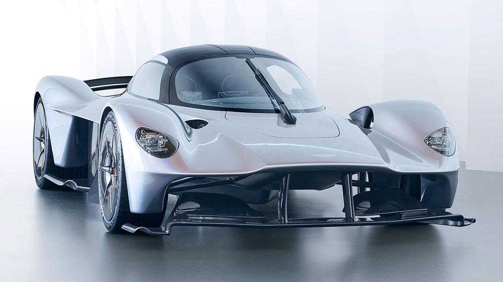 Aston Martin Valkyrie Aston Martin Valkyrie © Aston Martin
