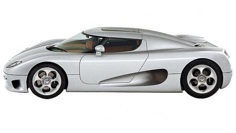Koenigsegg CC Koenigsegg CC