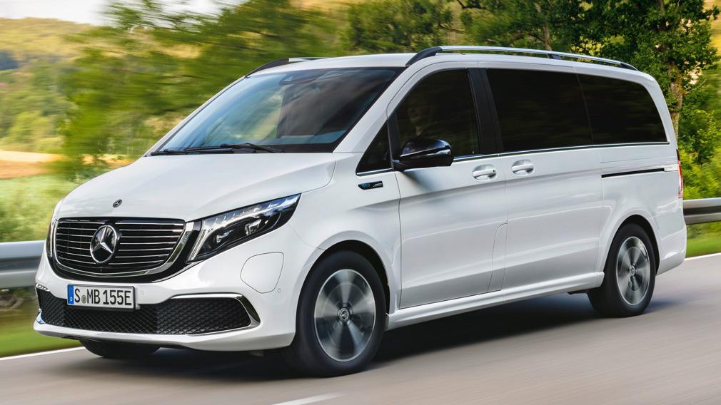 Mercedes EQV Mercedes EQV
