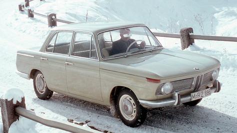 BMW Neue Klasse 1600