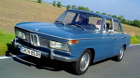 BMW Neue Klasse 1800