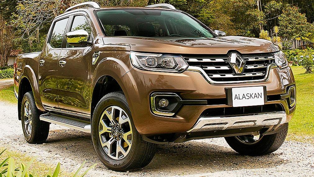 Renault Alaskan Renault Alaskan