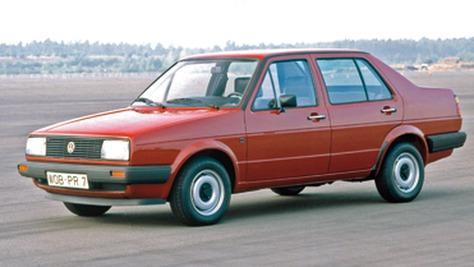 VW Jetta II (Typ 16E/19E)