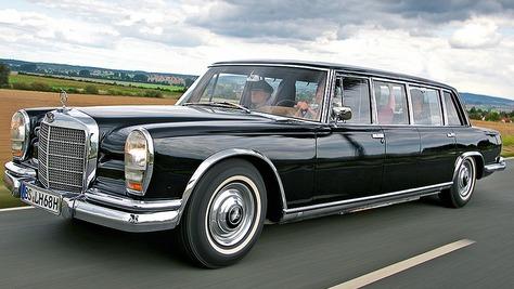 Mercedes-Maybach Pullman W 100