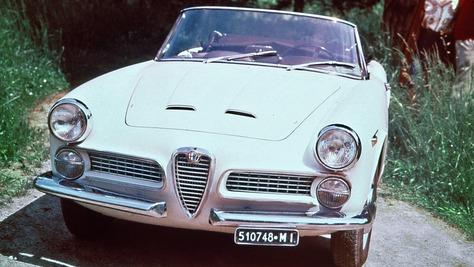 Alfa Romeo 2000 Alfa Romeo 2000