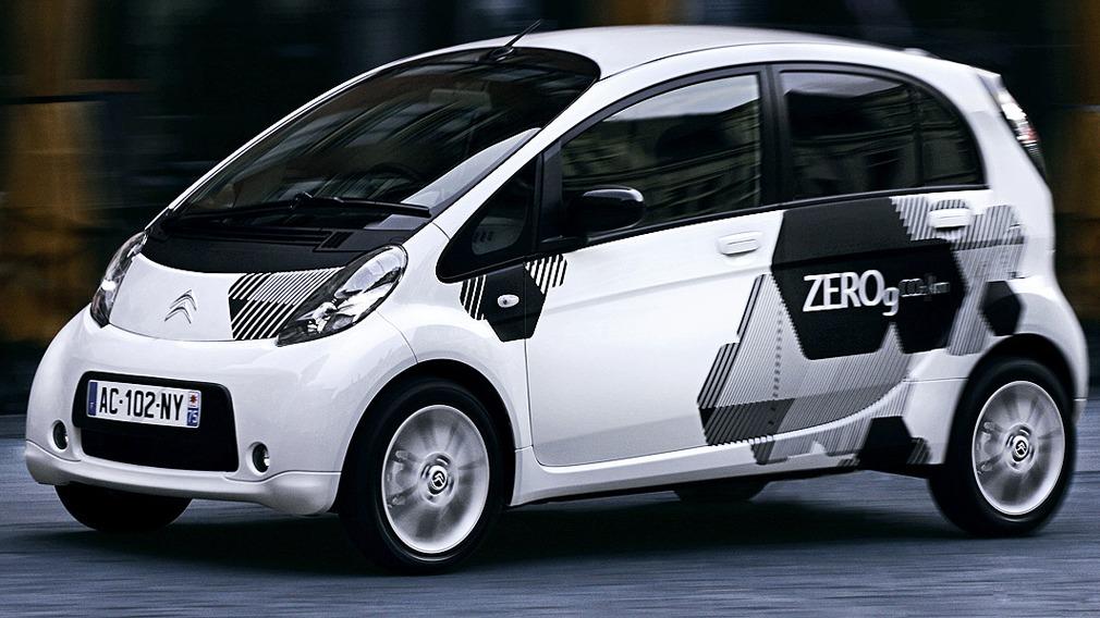 Citroën C-Zero Citroën C-Zero