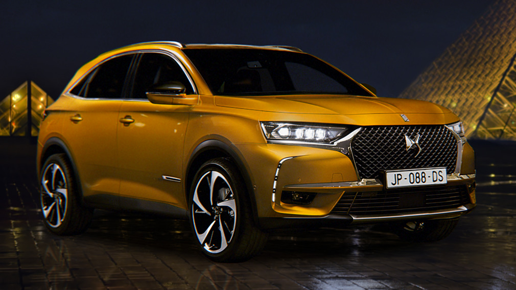 DS 7 Crossback DS 7 Crossback