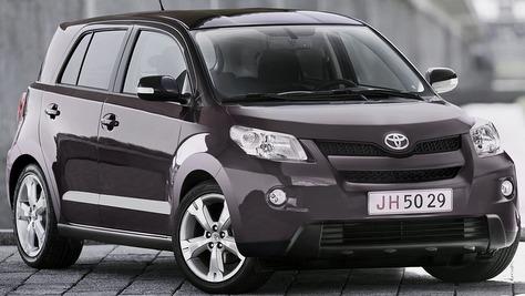 Toyota Urban Cruiser I