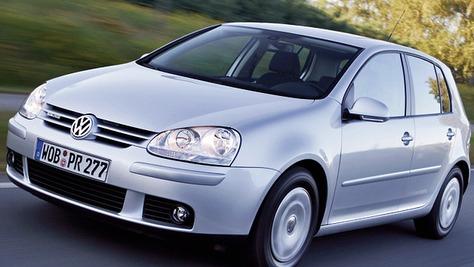 VW Golf V (Typ 1K)