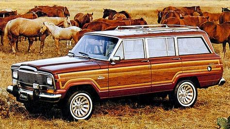 Jeep Wagoneer Jeep Wagoneer