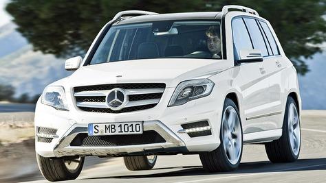Mercedes GLC I (GLK)