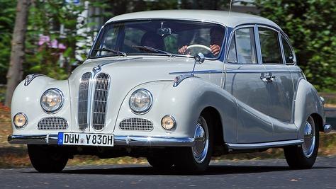 BMW Barockengel 3200