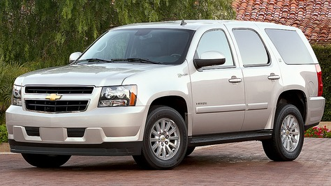 Chevrolet Tahoe GMT921