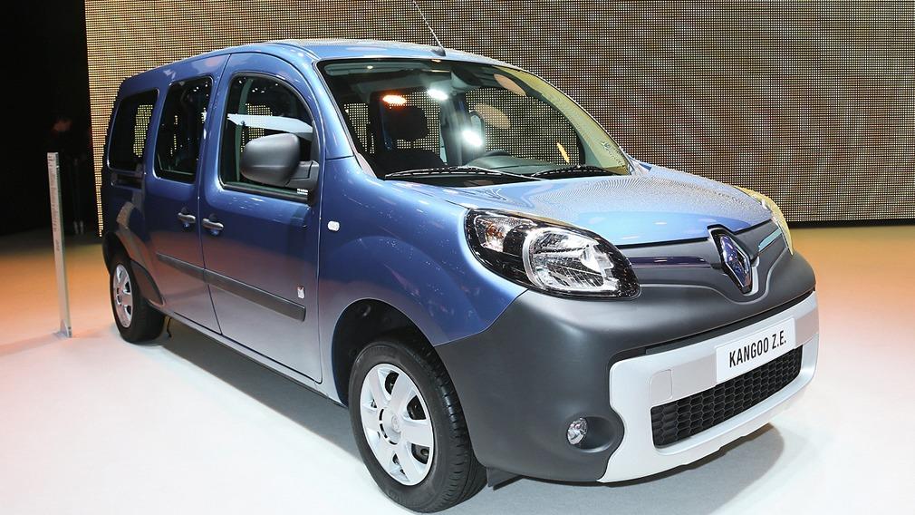 Renault Kangoo Z.E. Renault Kangoo Z.E.