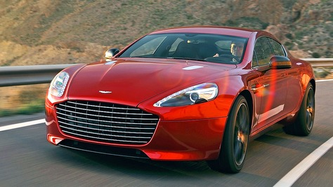 Aston Martin Rapide S Aston Martin Rapide S