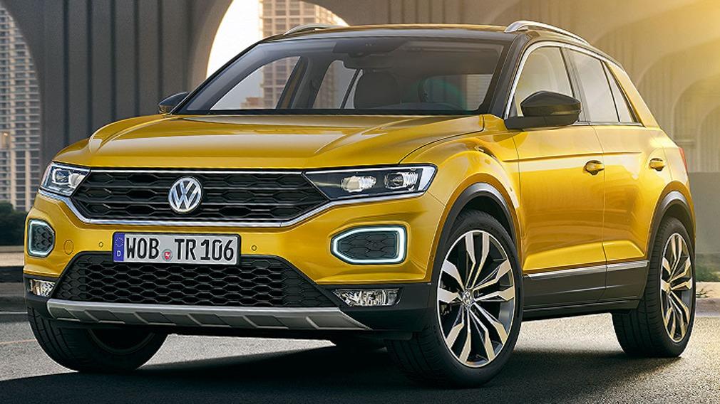 VW T-Roc VW T-Roc