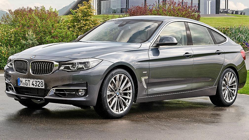 BMW 3er GT BMW 3er GT