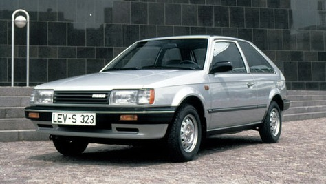 Mazda 323 BF