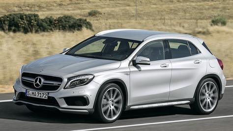 Mercedes-AMG GLA Mercedes-AMG GLA