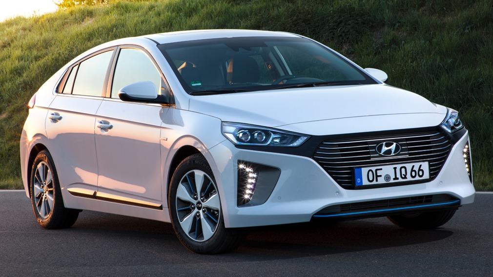 Hyundai Ioniq Hyundai Ioniq