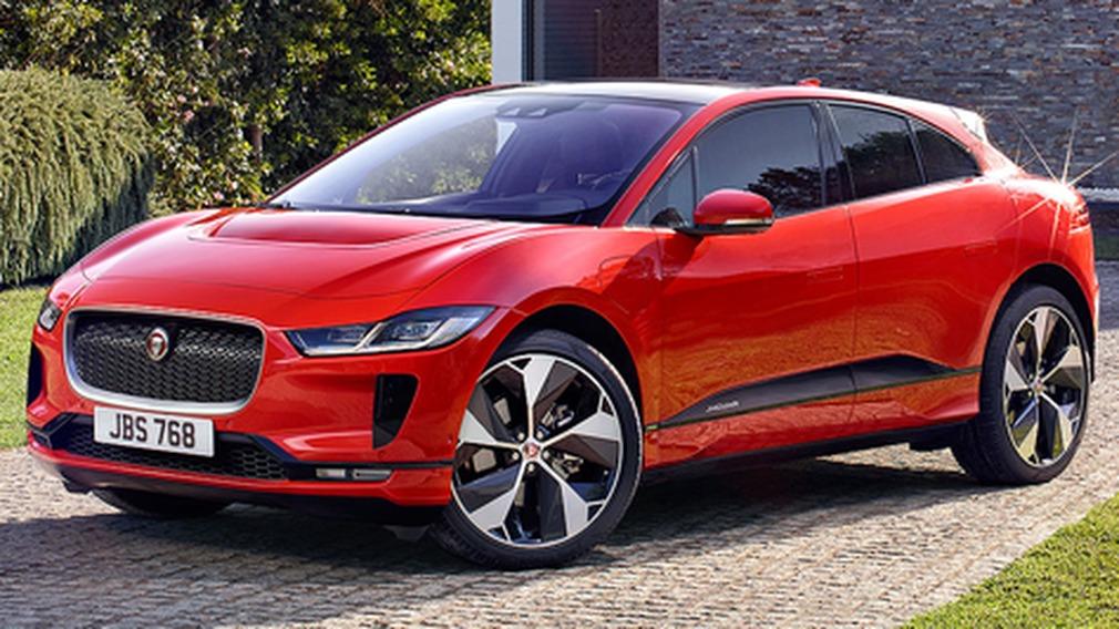 Jaguar i-Pace Jaguar i-Pace