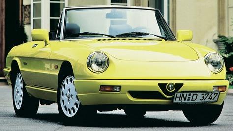 Alfa Romeo Spider Serie 4
