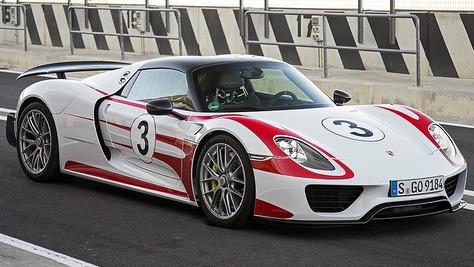 Porsche 918 Spyder Porsche 918 Spyder